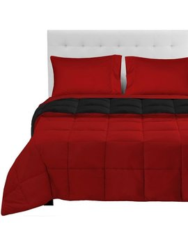 Ebern Designs Ortegon Reversible Comforter Set & Reviews by Ebern Designs