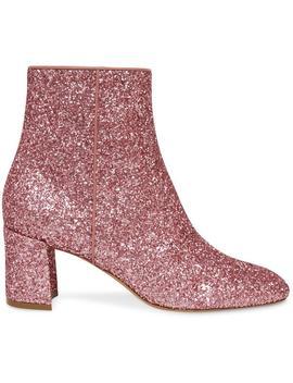 Glitter 65 Mm Ankle Boot by Mansur Gavriel