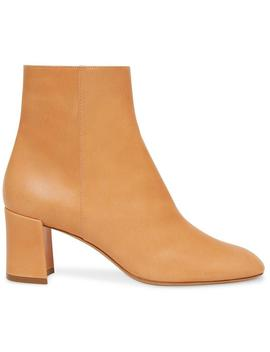 Vegetable Tanned 65 Mm Ankle Boot by Mansur Gavriel
