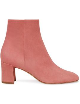 Suede 65 Mm Ankle Boot by Mansur Gavriel