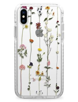 Floral Impact I Phone X & Xs Case by Casetify