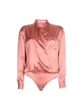 T By Alexander Wang Silk Shirts & Blouses   Shirts by T By Alexander Wang