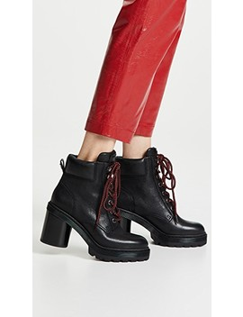 Crosby Hiking Boots by Marc Jacobs