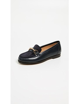 Daisy Moccasins by A.P.C.