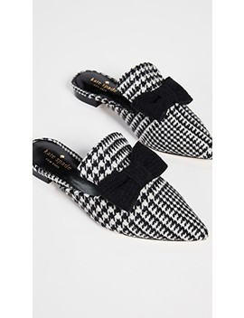 Karin Point Toe Mules by Kate Spade New York