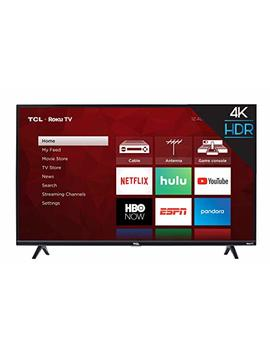 Tcl 43 S425 4 K Smart Roku Led Tv (2018) by Tcl