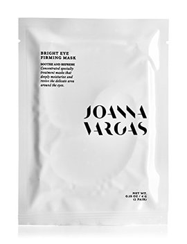 Bright Eye Firming Mask   Concentrated Specialty Under Eye Patches With Matrixyl & Peptides To Reduce Wrinkles by Joanna Vargas Skin Care