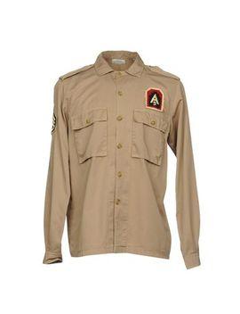 Authentic Original Vintage Style Solid Color Shirt   Shirts by Authentic Original Vintage Style