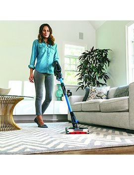 Shark Ion Flex 2 X Duo Clean Cordless Ultra Light Vacuum If251, If251, Blue by Shark