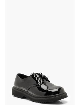 Chunky Sole Brogues by Boohoo