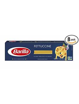 Barilla Pasta, Fettuccine, 16 Ounce (Pack Of 8) by Barilla