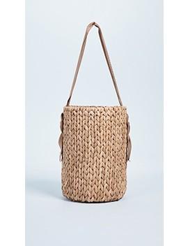Isla Bahia Basket Bag by Pamela Munson