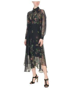 Soho De Luxe 3/4 Length Dress   Dresses by Soho De Luxe