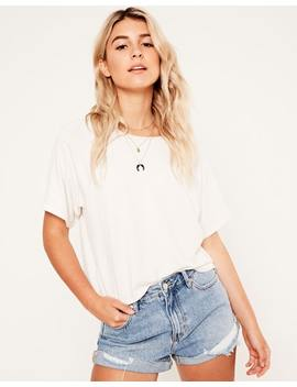 Soft Knit Tee by Glassons