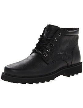 Rockport Men's Northfield Wp Plain Toe Chukka Boot by Rockport