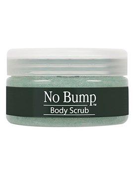 Gi Gi No Bump Body Scrub With Salicylic Acid For Ingrown Hair & Razor Burns, 6 Oz by Gi Gi