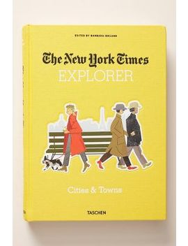 The New York Times Explorer by Anthropologie
