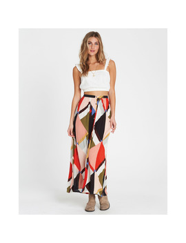 Honey Money Maxi Skirt by Billabong