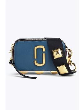 Studded Snapshot Small Camera Bag by Marc Jacobs