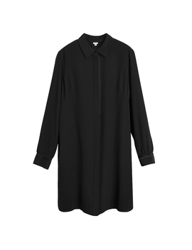 Silk Shirt Dress by Cuyana