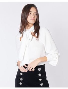 Teel  Blouse Teel  Blouse by Veronica Beard