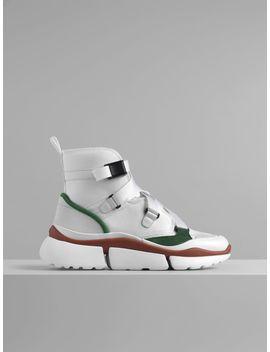 Sonnie High Top Sneaker by Chloe