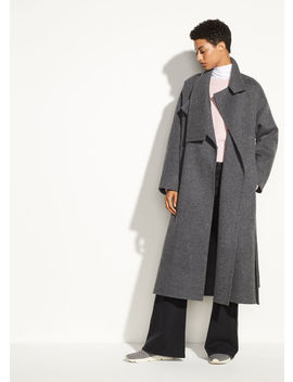 Belted Cozy Coat by Vince