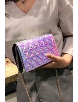 Roaso Fashion Zipper Design Blue Pu Crossbody Bag by Roaso
