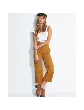 Lowtide Wide Leg Denim Pant by Billabong
