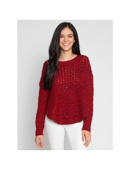 Rush Knitted Sweater by Wet Seal
