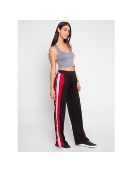 Speed Racer Athletic Pants In Black by Wet Seal
