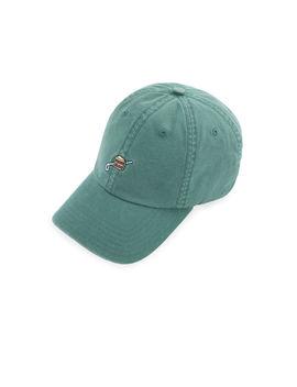 Club Sandwich Logo Baseball Hat by Vineyard Vines
