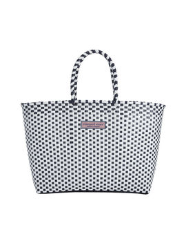 Edsftg Woven Tote by Vineyard Vines