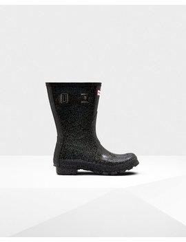 "<Span Itemprop=""Name"">Women's Original Starcloud Short Rain Boots</Span>:                     <Span>Black Multi</Span> by Hunter"