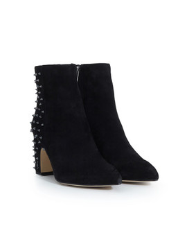 Heath Studded Heel Bootie by Sam Edelman
