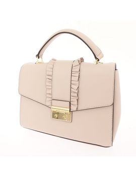 Michael Kors Sloan Soft Pink Md Satchel Leather Crossbody Handbag Purse           Great Product, The Leather Is So Soft. Love It by Michael Kors