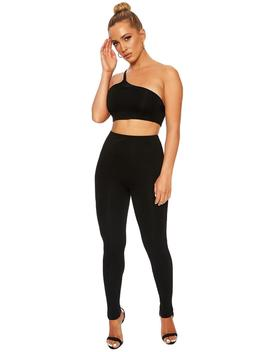 The Nw Side Piece Legging Set by Naked Wardrobe
