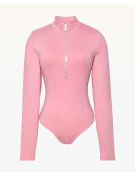 Front Zip Bodysuit by Juicy Couture