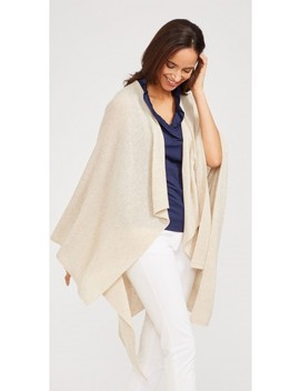Rossi Cashmere Wrap by J.Mc Laughlin
