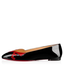 Love 2018 Flat by Christian Louboutin
