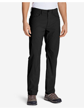 Men's Horizon Guide Five Pocket Pants   Straight Fit by Eddie Bauer
