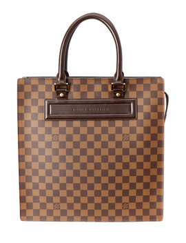 Louis Vuitton Damier Ebene Canvas Venice Gm by Louis Vuitton