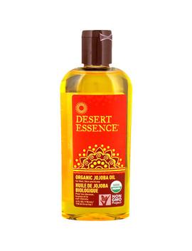 Desert Essence, Organic Jojoba Oil For Hair, Skin & Scalp, 4 Fl Oz (118 Ml)Desert Essence, Organic Jojoba Oil For Hair, Skin & Scalp, 4 Fl Oz (118 Ml) by Desert Essence