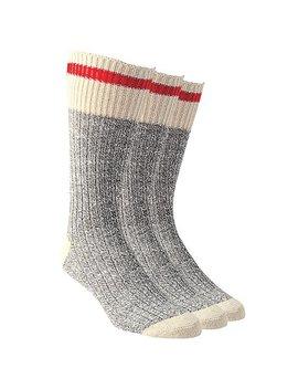 Men's 3 Pack Cotton Blend Socks by Dakota