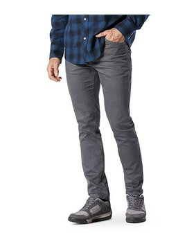 Athletic Fit Stretch Hd1 Water Repellant Jeans Grey by Wind River