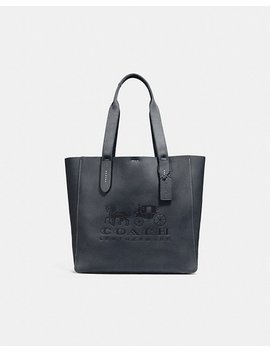 Grove Tote With Horse And Carriage by Coach
