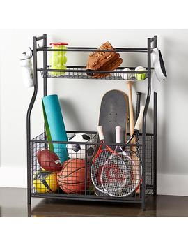 Heavy Duty Sports Storage Rack by Container Store