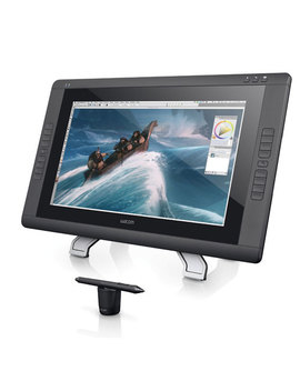 Wacom Cintiq 22 Hd Interactive Pen Display (Dtk2200) by Best Buy