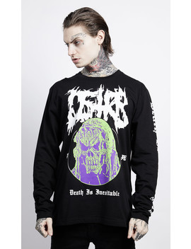 Disappear Long Sleeve by Disturbia