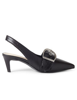 Quennell Slingback Pumps by Nine West